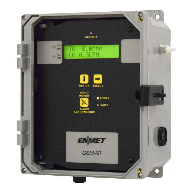 GSM-60 fixed gas detection