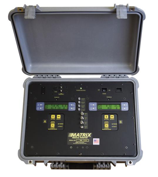 MATRIX & MATRIX-Plus Portable Gas Detector
