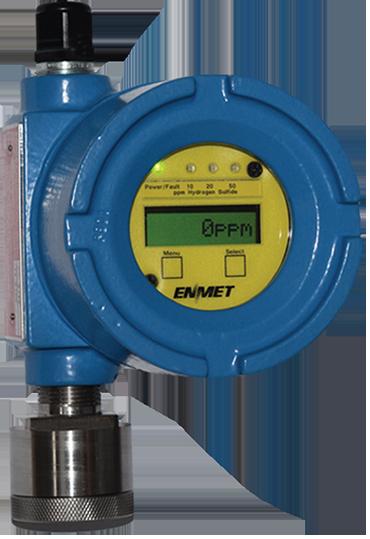EX-5120 Remote Gas Monitoring - Sensor Transmitter