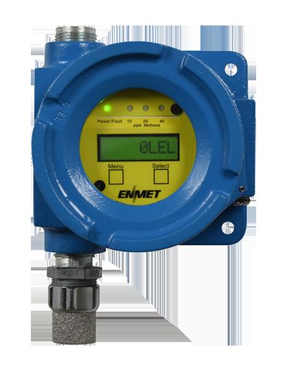 EX-5150 Remote Gas Monitoring - Sensor Transmitter
