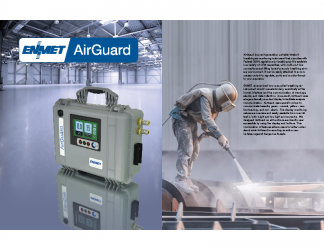 AirGuard 6-page Brochure