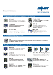 ENMET Product Information